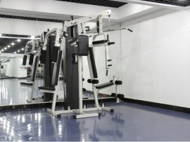 Case Study of Fitness Equipment Cutting