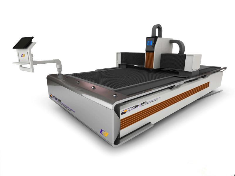 KSH-1530B 3kw two-dimensional open cutting machine