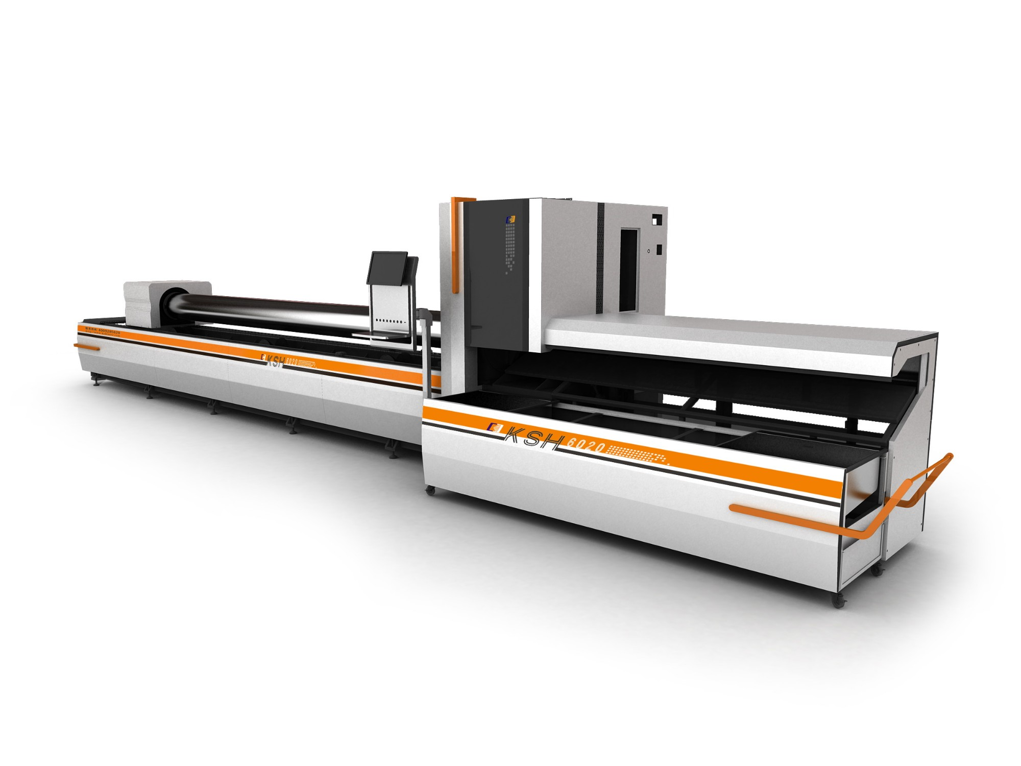 Professional Laser Pipe Cutter